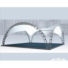 Арочный шатер