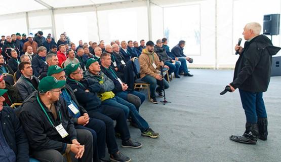Силосный семинар для аграриев Башкортостана