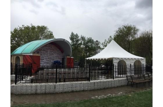 "Концерт в парке ""Салют, Победа!"" // Оренбург"